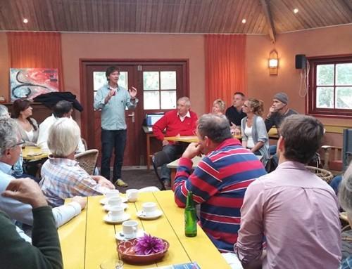 28 oktober: Ledenbijeenkomst De Barg – Boskoop