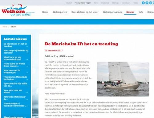 Welkom op het water: Marieholm IF hot & trending