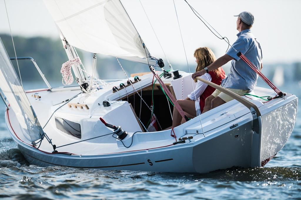 Marieholm Meeting Sneekermeer – met de nieuwe IF-Boat