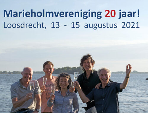 2021: Marieholmvereniging 20 jaar!