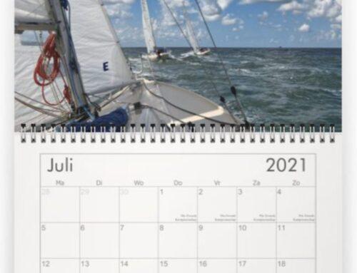 Hij is er weer: de Marieholmkalender